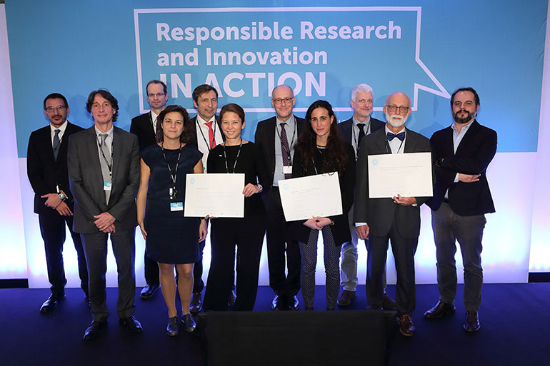 EFARRI Laureates Mistra Urban Futures