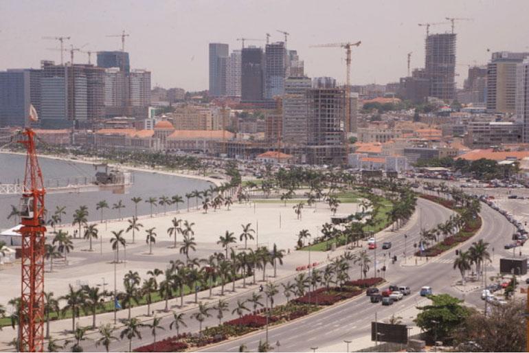 Luanda, Nigeria - Mistra Urban Futures