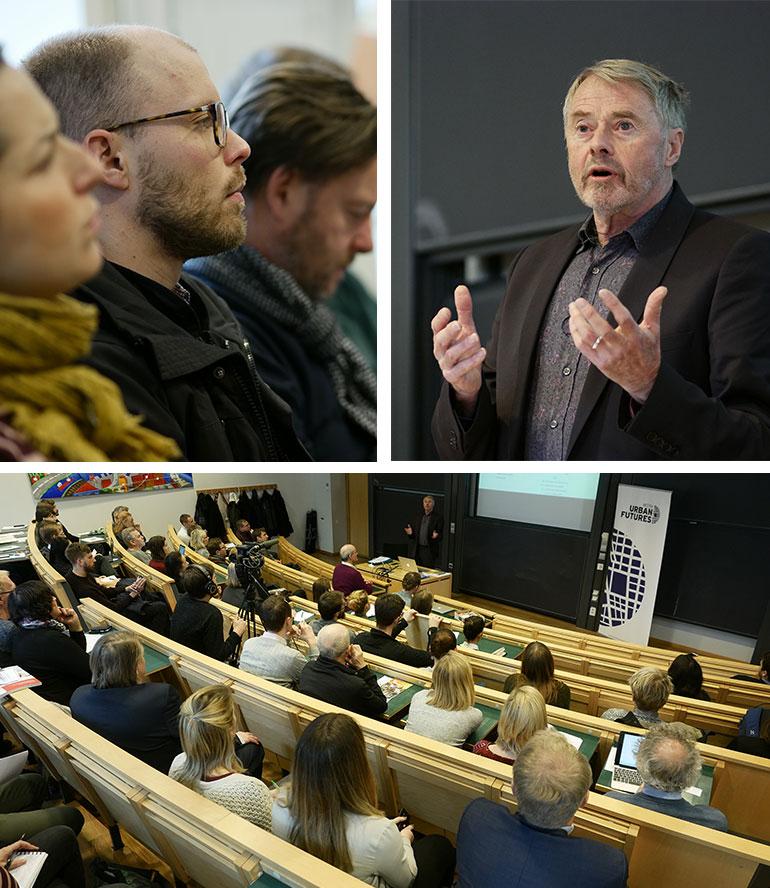 John Black Urban Lectures Mistra Urban Futures