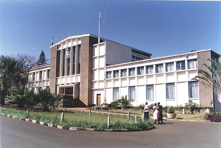 Kisumu Town Hall