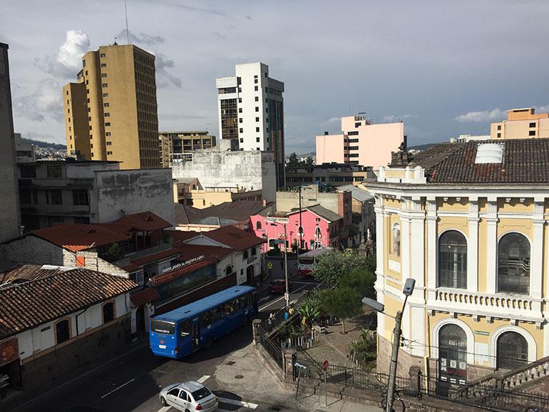 Quito New Urban Agenda Mistra Urban Futures