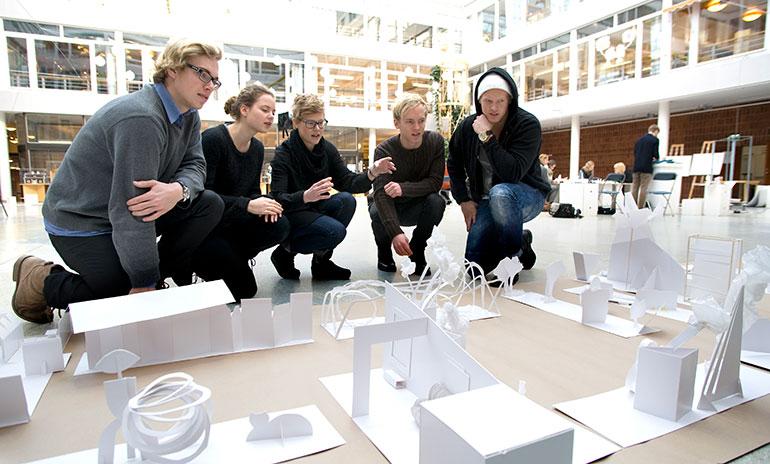 Forskningsproposition Samhällsbyggnad Mistra Urban Futures