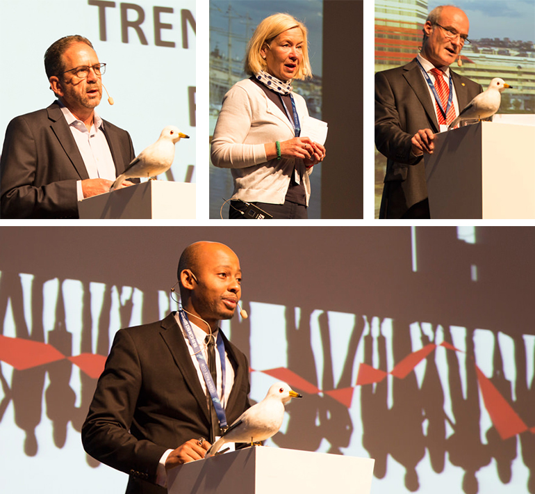 Urban Challenges and Trends