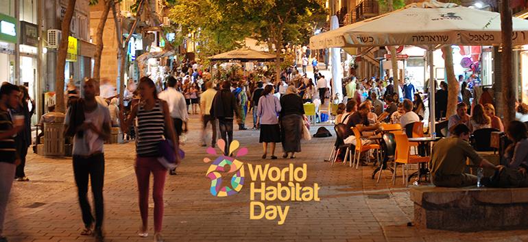 World Habitat Day 5 Oct