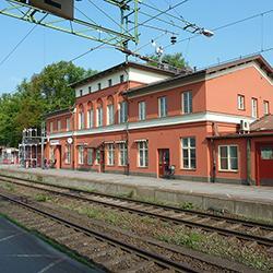 Urban Station Communities - Alingsås