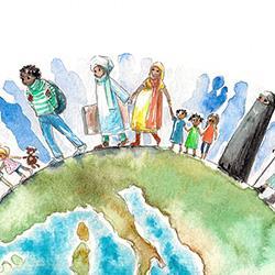 Migration som pågående tillstånd