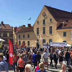 Mistra Urban Futures in Almedalen