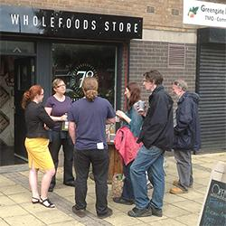 Wholefood store Manchester