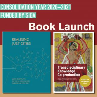 Book launch invitation 18 march realising just cities