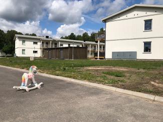 Kristina Grange bosättningslagen Mistra Urban Futures
