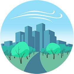 AirCitySim logo