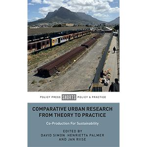 Comparative Urban Research book from Mistra Urban Futures 2020
