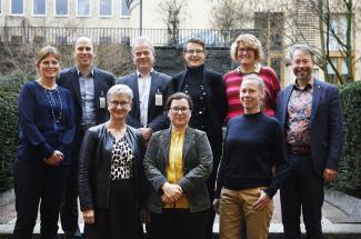 Konsortierådet gruppbild 2019