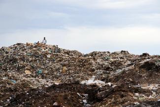 Kachok Kisumu dumpsite mistra urban futures