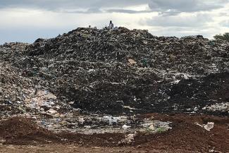 kachok solid waste management mistra urban futures KLIP kisumu