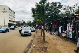 Kisumu street Mistra Urban Futures