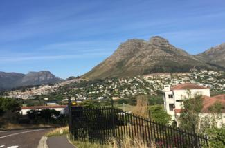 The dream of a home Cape Town surroundings