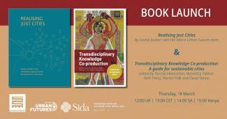 Invitation to book launch 18 March