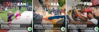 SOCIALT BYGGANDE OCH MODERNT SJÄLVBYGGERI