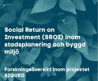 SROI Rapport aug 2020