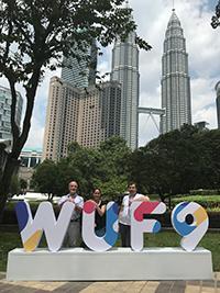 WUF9 team mistra urban futures
